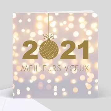 Très belle année 2021